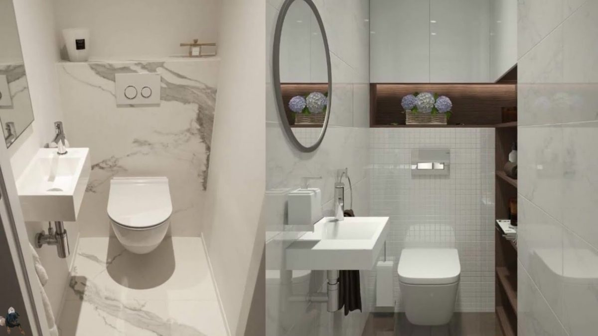 Beautiful Small Bathroom Design Ideas For Modern Homes