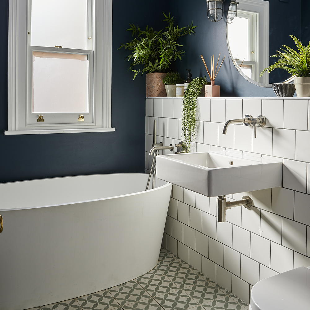 Solutions to Small Bathrooms